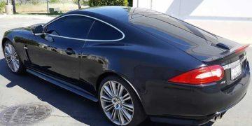 Solar Gard Galaxie Series Car Tint Film Service by Premier Auto Tint, El Dorado Hills, CA.